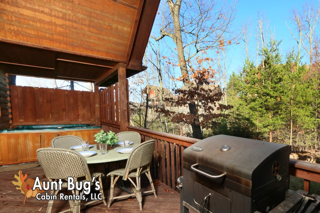 Photo of a Pigeon Forge Cabin named Sun-sational View #245 - This is the twenty-seventh photo in the set.
