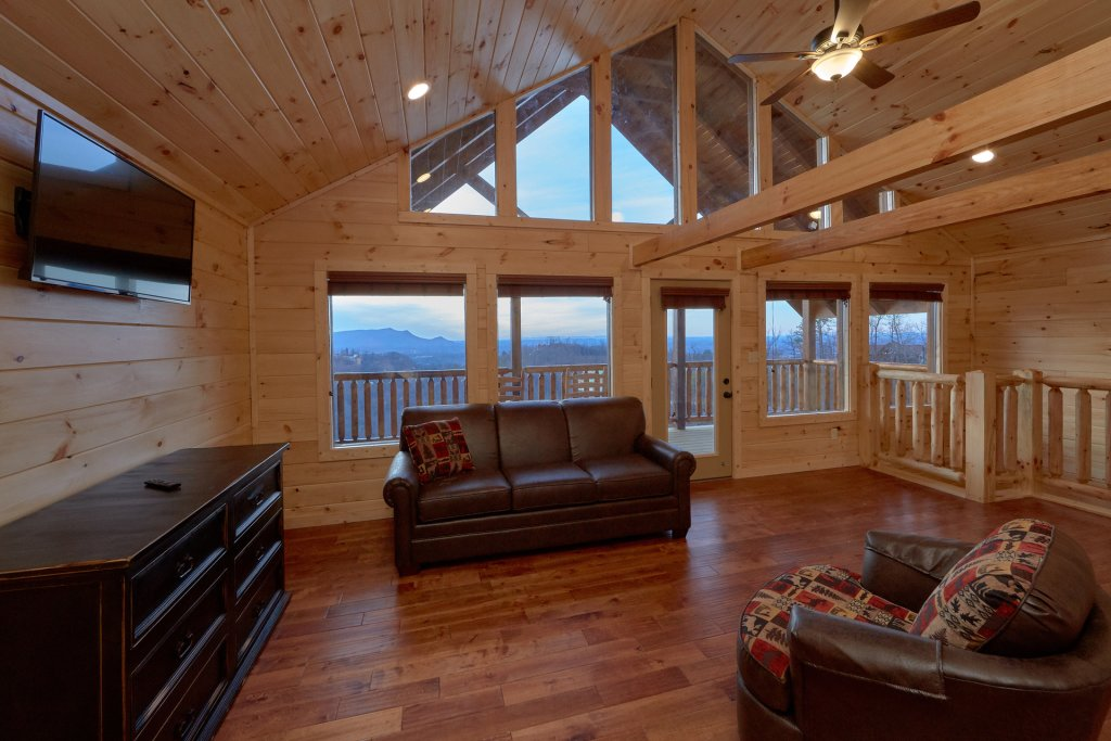 Photo of a Pigeon Forge Cabin named Panoramic Views - This is the twelfth photo in the set.