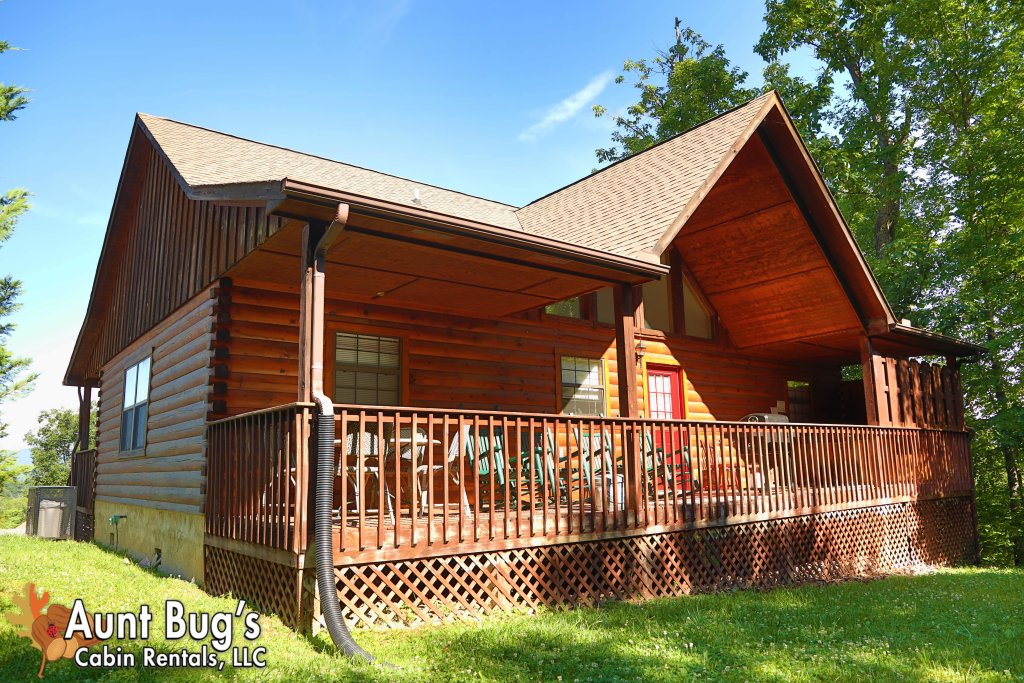 Photo of a Pigeon Forge Cabin named Sun-sational View #245 - This is the fourth photo in the set.