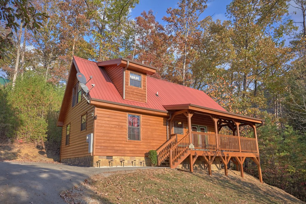 Photo of a Pigeon Forge Cabin named Wet Bear Paws #146 - This is the second photo in the set.