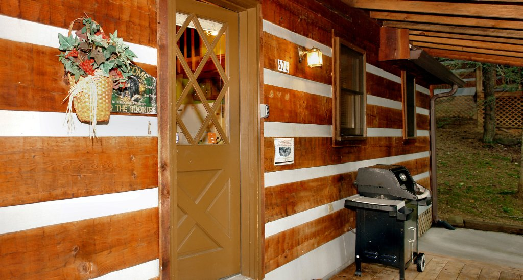 Photo of a Gatlinburg Cabin named Parkside Party #1676 - This is the sixteenth photo in the set.
