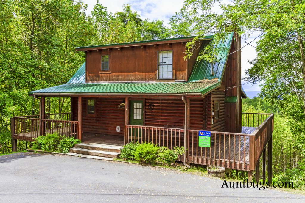 Photo of a Gatlinburg Cabin named Mountain Perch #2134 - This is the twenty-first photo in the set.