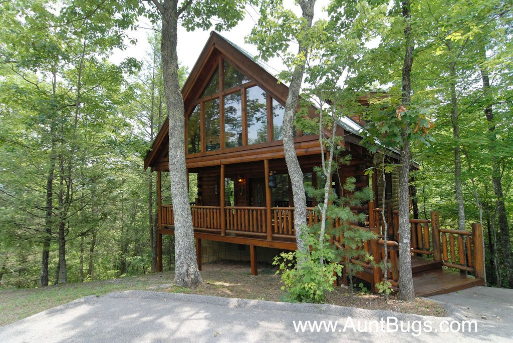 Photo of a Gatlinburg Cabin named Beary Secluded #296 - This is the first photo in the set.