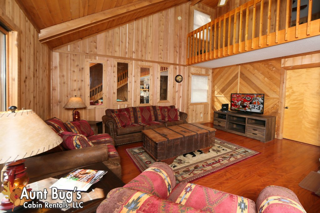 Photo of a Pigeon Forge Cabin named A Sweet Retreat #239 - This is the twentieth photo in the set.