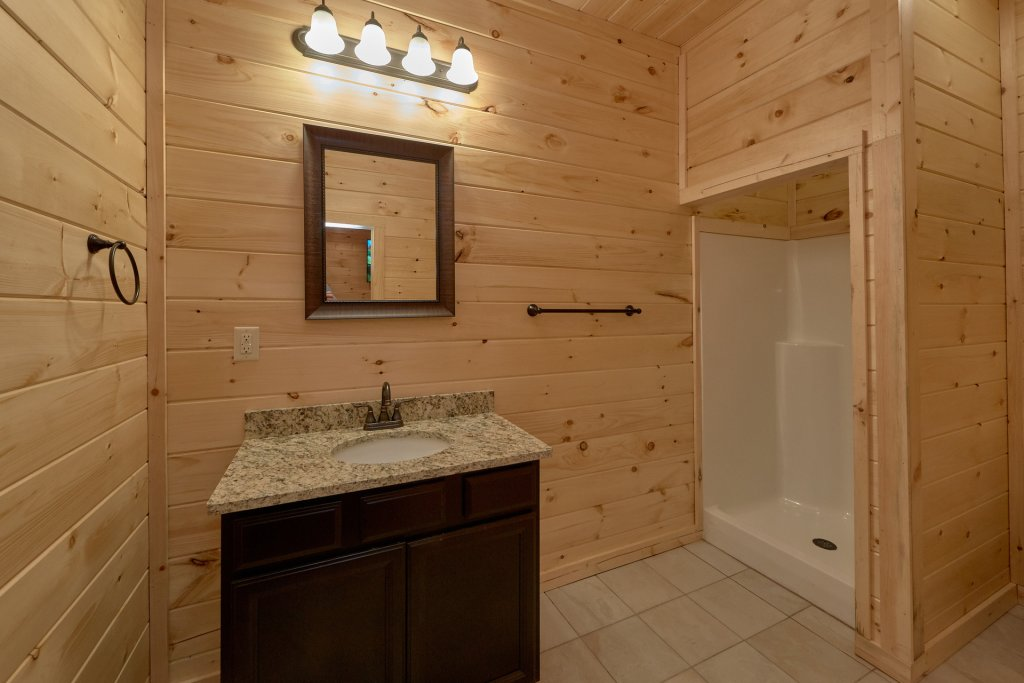 Photo of a Pigeon Forge Cabin named Panoramic Views - This is the twenty-third photo in the set.