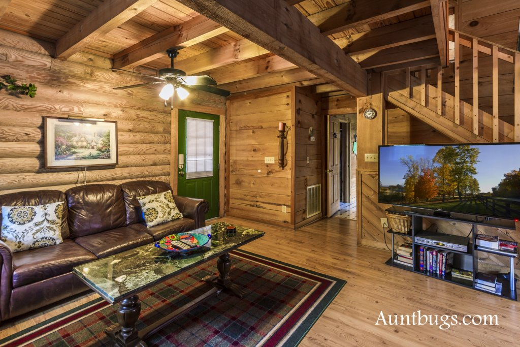 Photo of a Gatlinburg Cabin named Mountain Perch #2134 - This is the fifth photo in the set.