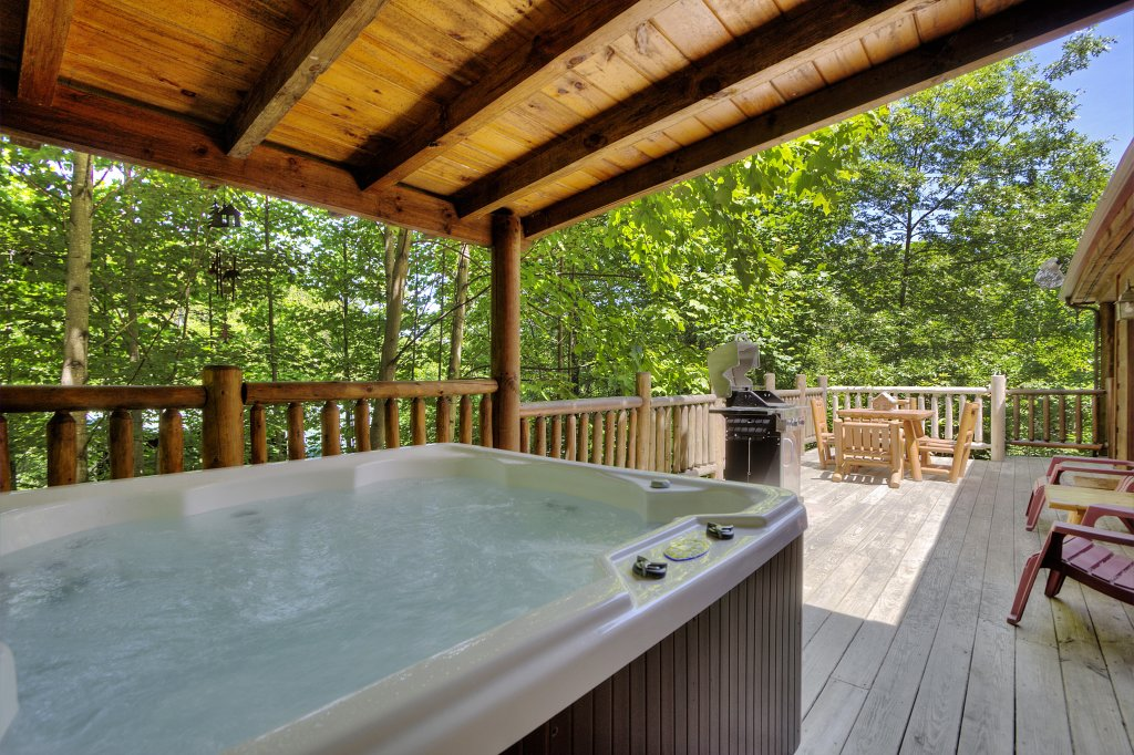 Photo of a Gatlinburg Cabin named A Secluded Bearadise #247 - This is the fifth photo in the set.