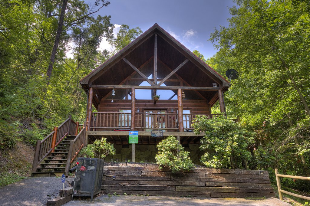 Photo of a Gatlinburg Cabin named A Secluded Bearadise #247 - This is the tenth photo in the set.