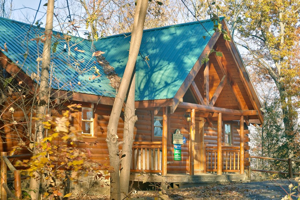 Photo of a Gatlinburg Cabin named Moonlight Obsession #254 - This is the thirteenth photo in the set.