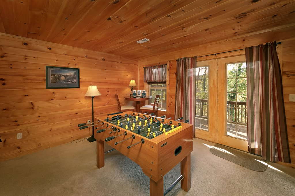 Photo of a Pigeon Forge Cabin named Private Paradise #2810 - This is the eighteenth photo in the set.