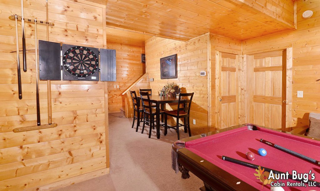 Photo of a Pigeon Forge Cabin named Papa Bear Lodge #565 - This is the fourteenth photo in the set.