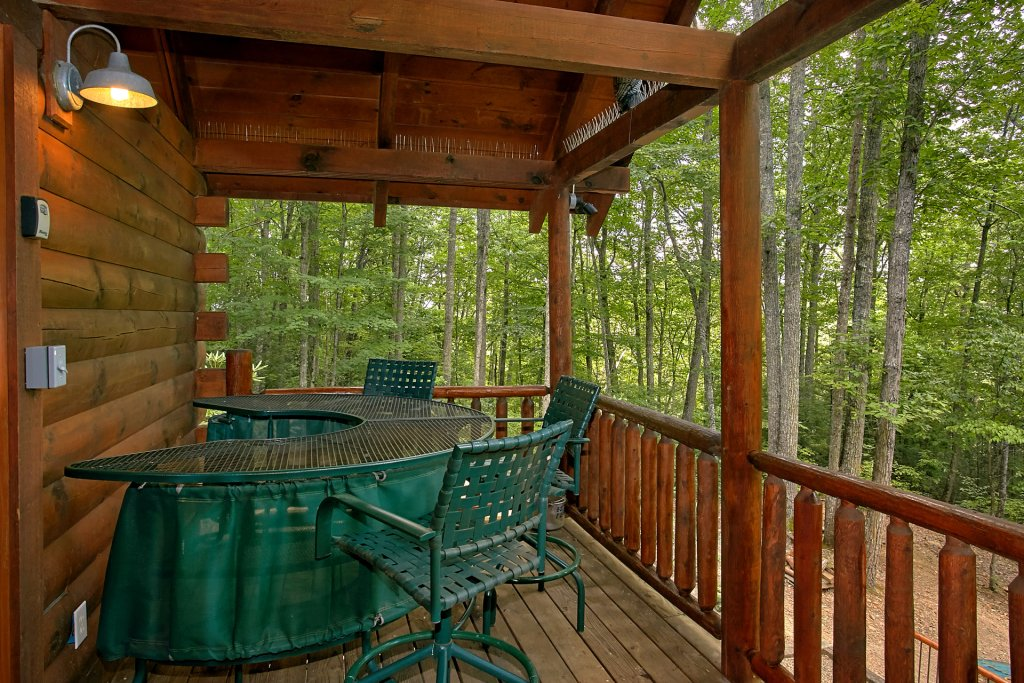 Photo of a Gatlinburg Cabin named Browns Bear Den #235 - This is the sixth photo in the set.