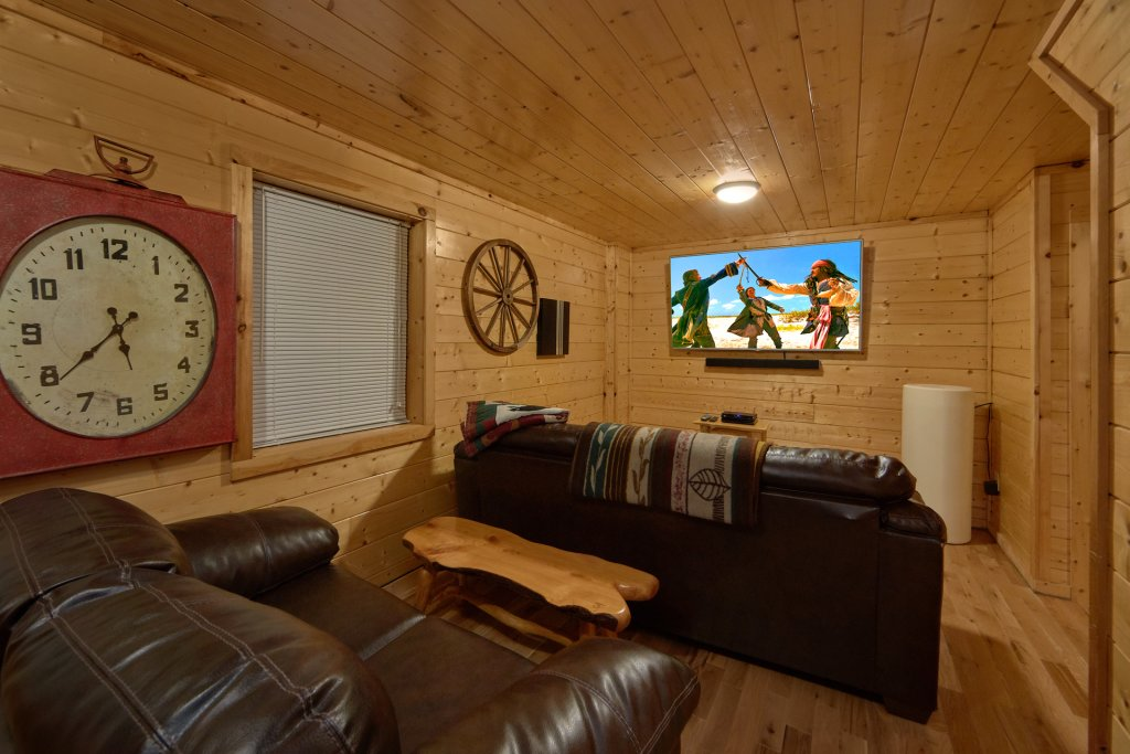 Photo of a Pigeon Forge Cabin named Tranquility Den - 210 - This is the fifth photo in the set.
