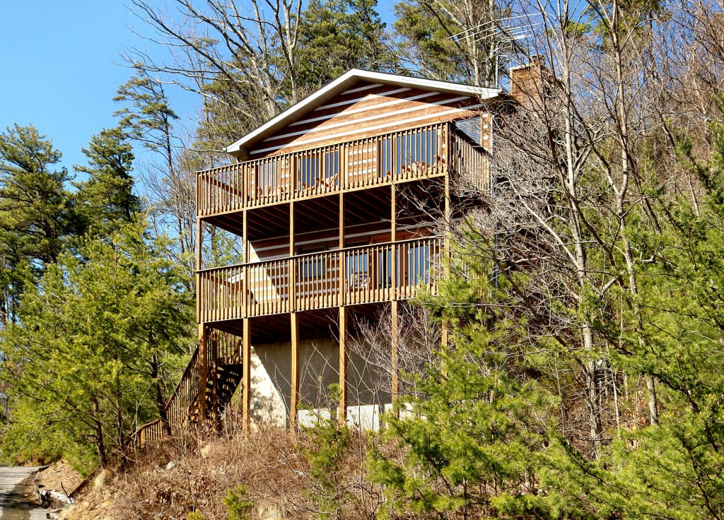 Photo of a Pigeon Forge Cabin named Amazing View #223 - This is the third photo in the set.