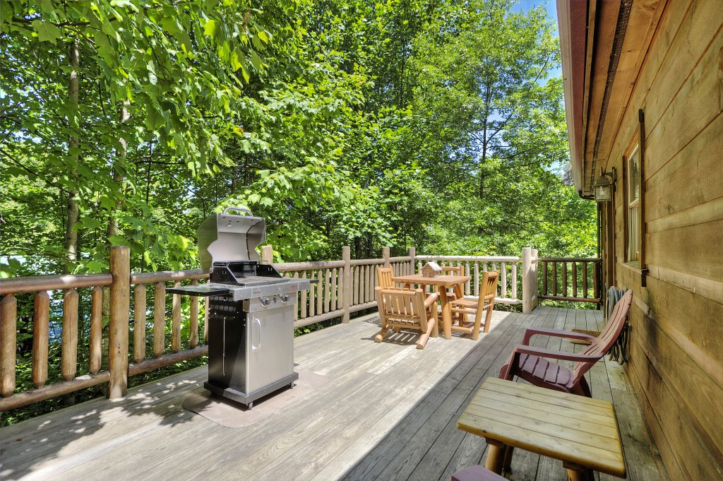 Photo of a Gatlinburg Cabin named A Secluded Bearadise #247 - This is the seventh photo in the set.