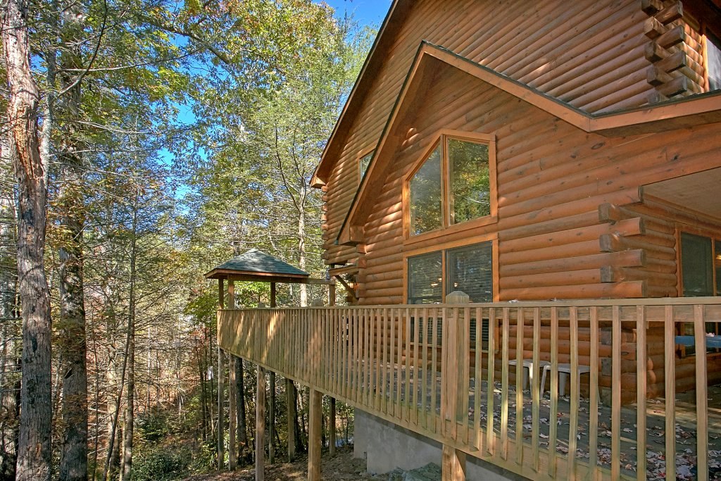 Photo of a Gatlinburg Cabin named Rustic Elegance #422 - This is the twenty-first photo in the set.