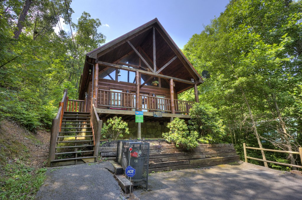 Photo of a Gatlinburg Cabin named A Secluded Bearadise #247 - This is the fourteenth photo in the set.
