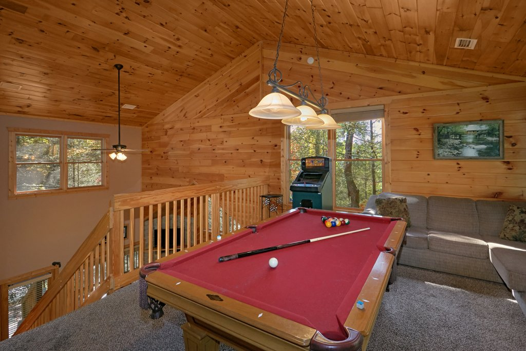 Photo of a Gatlinburg Cabin named Rustic Elegance #422 - This is the sixth photo in the set.