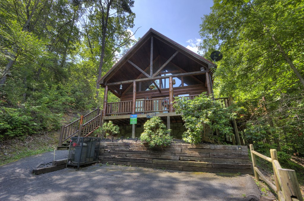 Photo of a Gatlinburg Cabin named A Secluded Bearadise #247 - This is the twelfth photo in the set.
