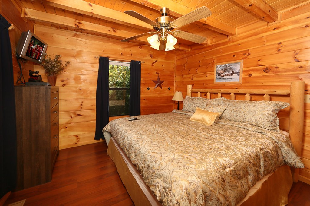 Photo of a Pigeon Forge Cabin named Dare To Bear #238 - This is the tenth photo in the set.
