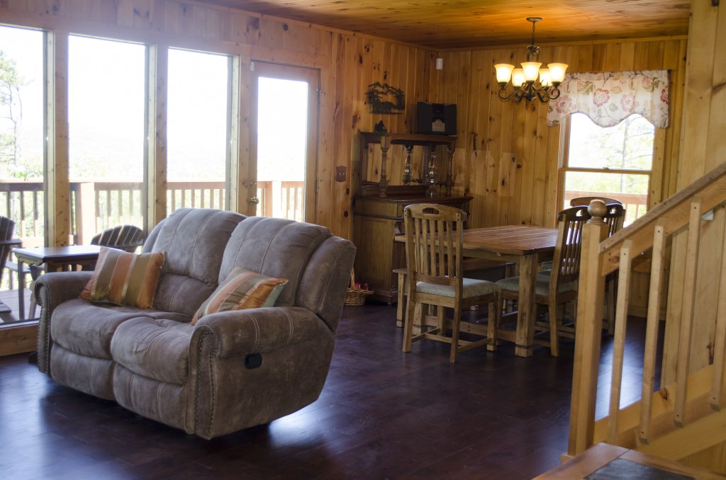 Photo of a Pigeon Forge Cabin named A Grand View From Above #225 - This is the sixtieth photo in the set.