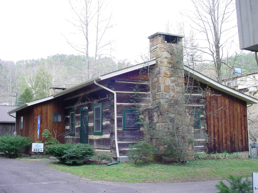 Photo of a Gatlinburg Cabin named Bear Cabin #462 - This is the twenty-second photo in the set.