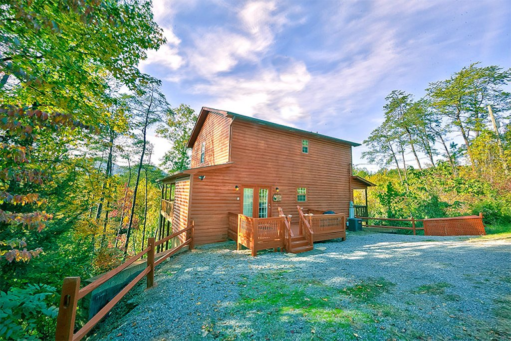 Photo of a Pigeon Forge Cabin named Private Paradise #2810 - This is the fifteenth photo in the set.