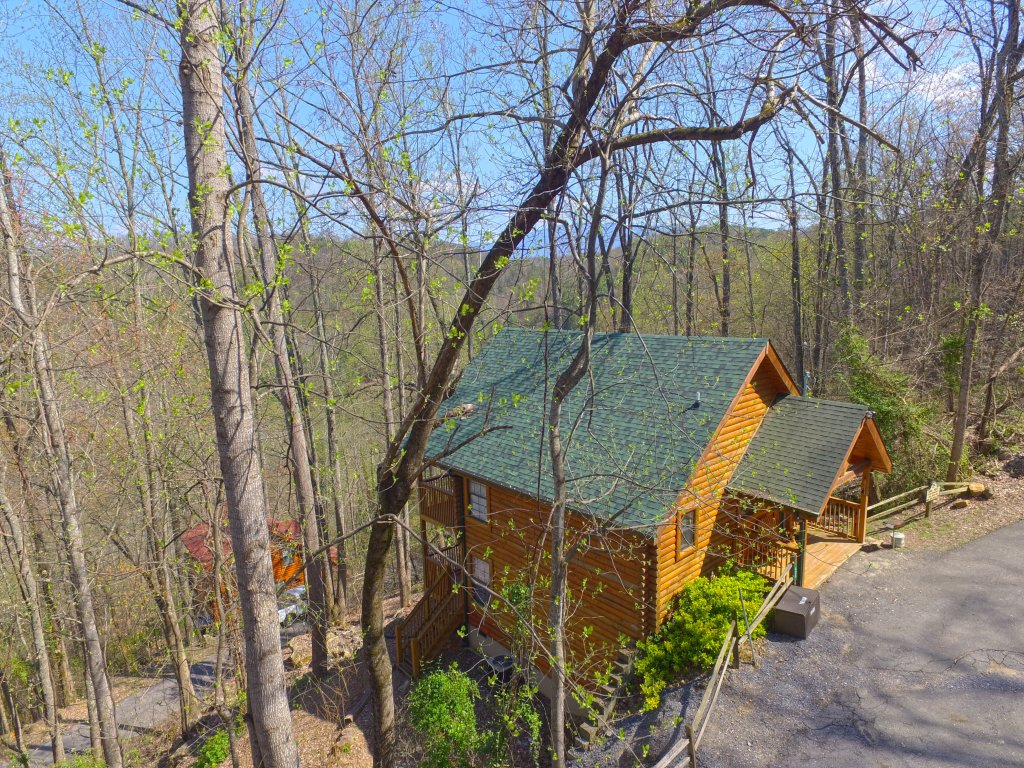 Photo of a Pigeon Forge Cabin named Tranquility Den - 210 - This is the seventeenth photo in the set.