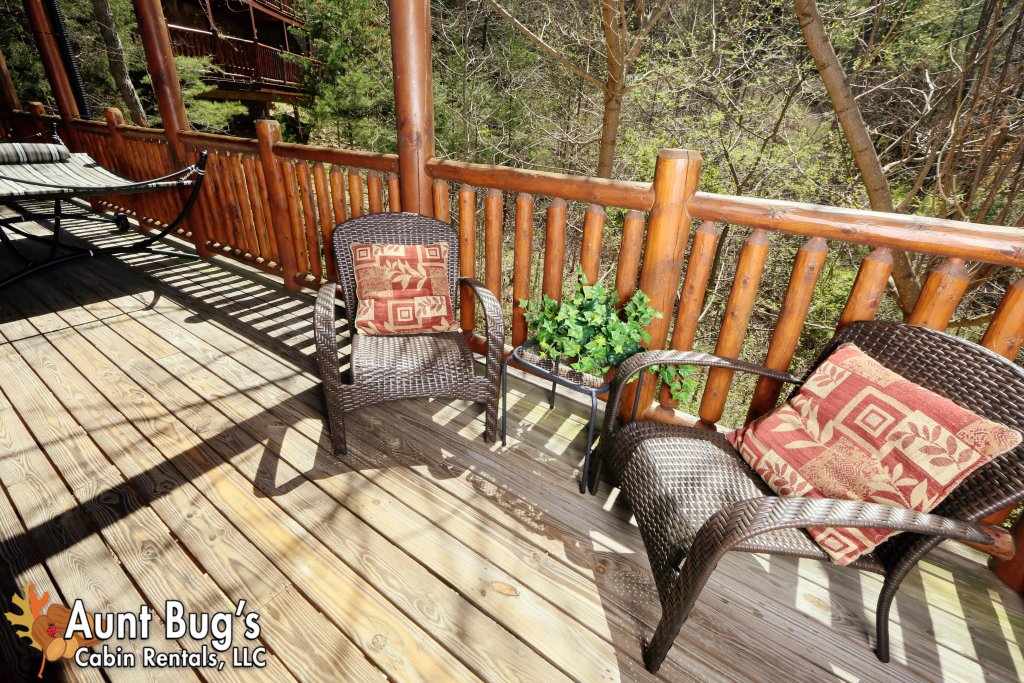 Photo of a Pigeon Forge Cabin named Big Daddy Bear #545 - This is the fifteenth photo in the set.
