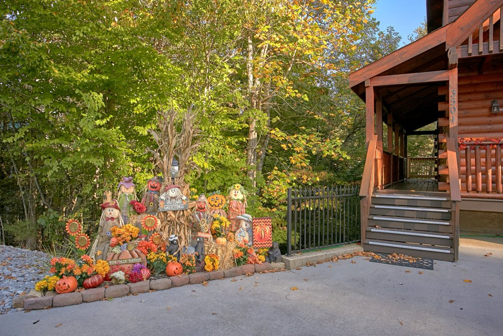 Photo of a Pigeon Forge Cabin named Boulder Bear Lodge #355 - This is the thirty-first photo in the set.