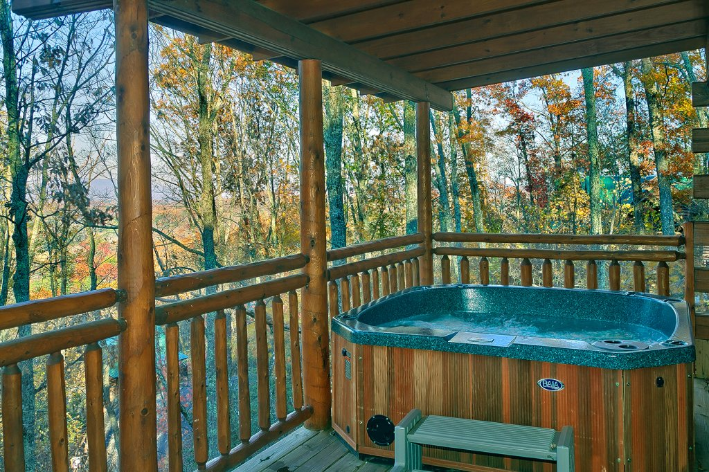 Photo of a Gatlinburg Cabin named Moonlight Obsession #254 - This is the fourteenth photo in the set.