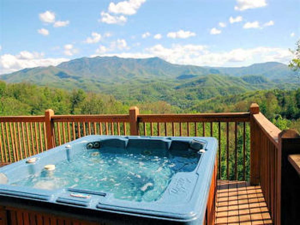Photo of a Gatlinburg Cabin named Awesome Views #701 - This is the twenty-second photo in the set.