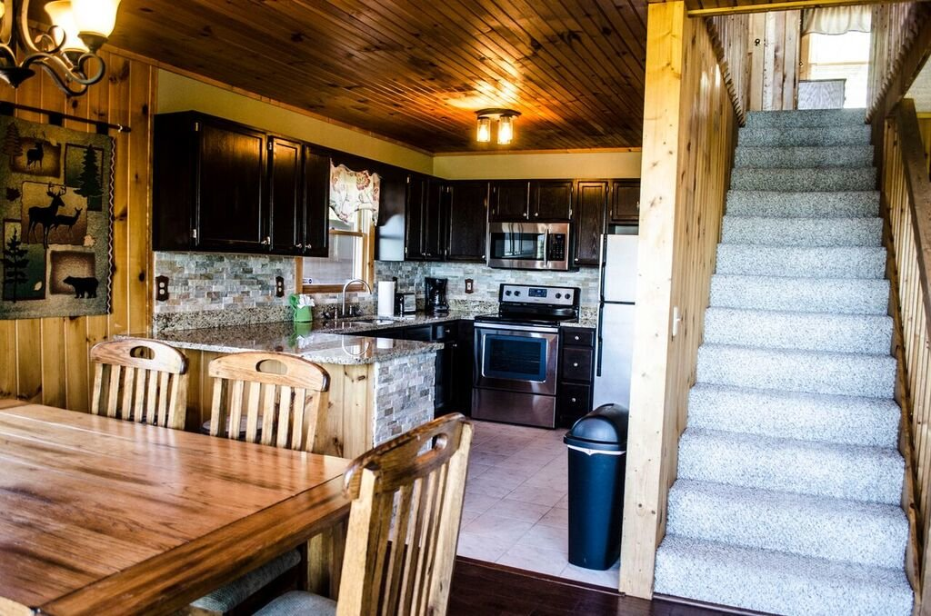 Photo of a Pigeon Forge Cabin named A Grand View From Above #225 - This is the seventy-second photo in the set.