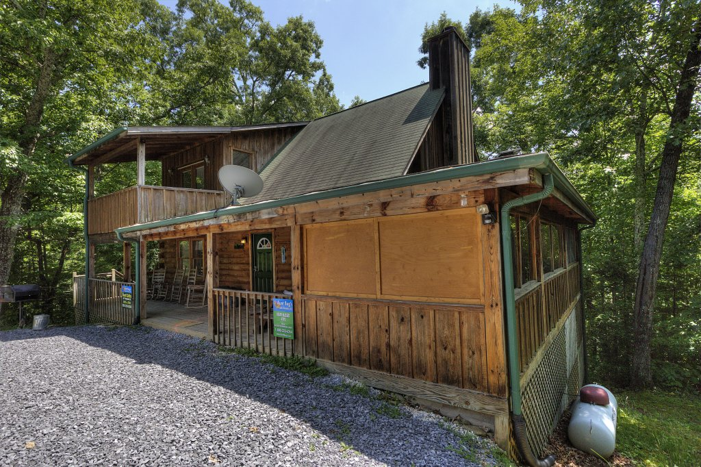 Photo of a Gatlinburg Cabin named Beary Blessed #292 - This is the twenty-ninth photo in the set.