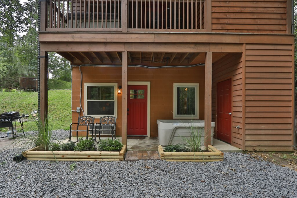 Photo of a Gatlinburg Cabin named Pleasant Dreams - This is the first photo in the set.