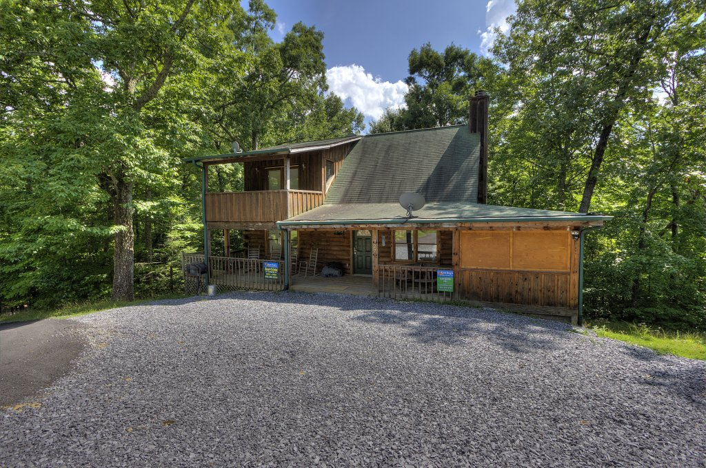Photo of a Gatlinburg Cabin named Beary Blessed #292 - This is the thirty-third photo in the set.