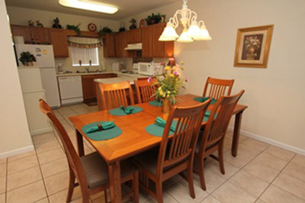 Photo of a Pigeon Forge Condo named Whispering Pines 524 - This is the fourth photo in the set.