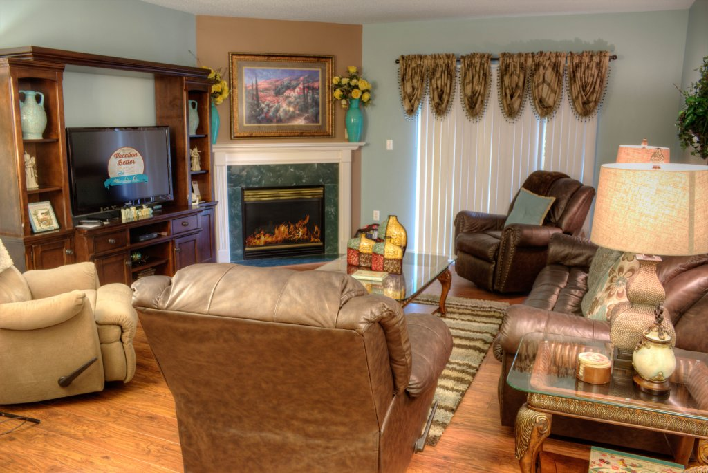 Photo of a Pigeon Forge Condo named Whispering Pines 312 - This is the first photo in the set.