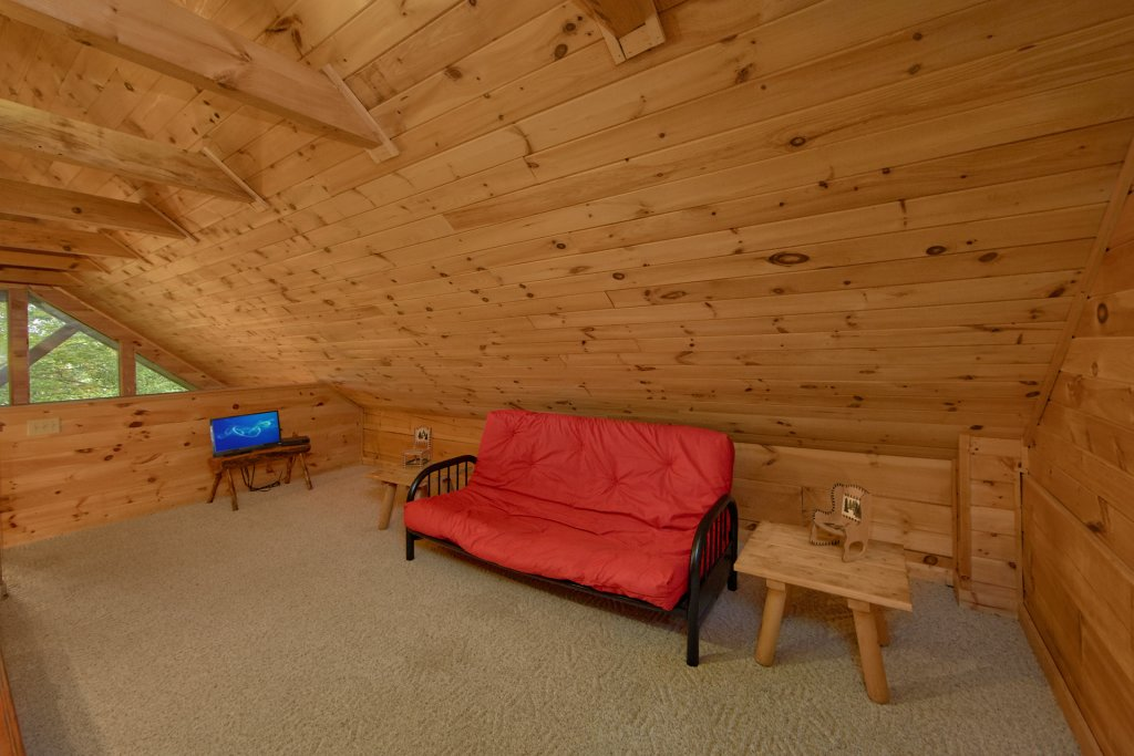 Photo of a Pigeon Forge Cabin named All Tucked Away #114 - This is the fifteenth photo in the set.