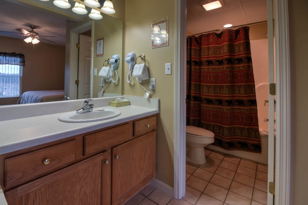 Photo of a Pigeon Forge Condo named Whispering Pines 234 - This is the twenty-third photo in the set.