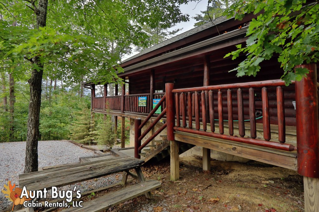 Photo of a Pigeon Forge Cabin named Black Bear Hibernation #2825 - This is the fifth photo in the set.