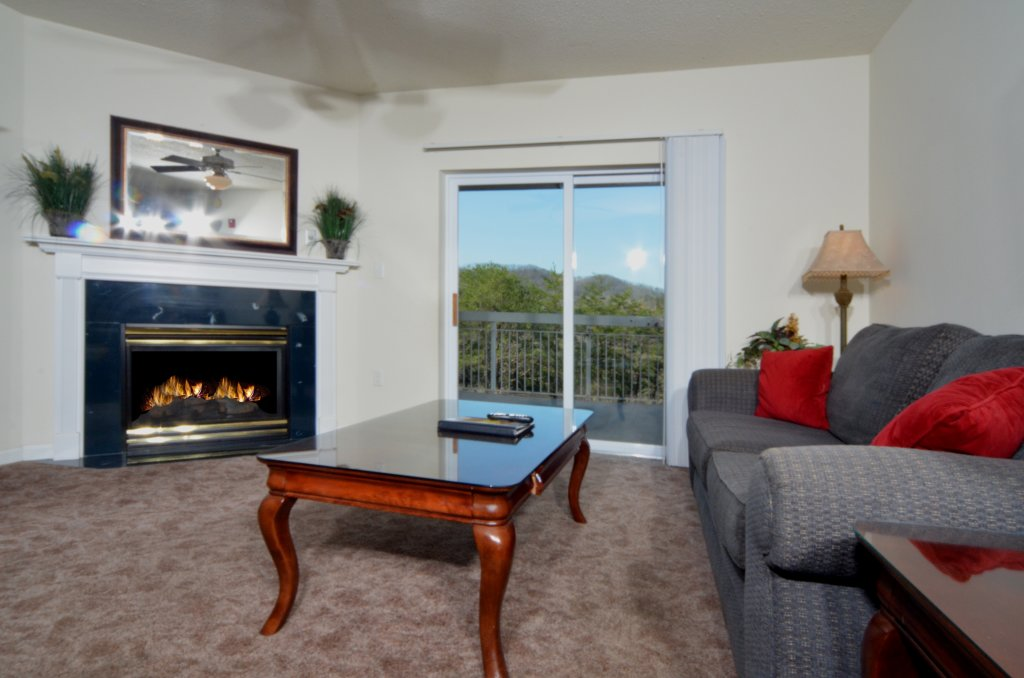 Photo of a Pigeon Forge Condo named Whispering Pines 621 - This is the third photo in the set.