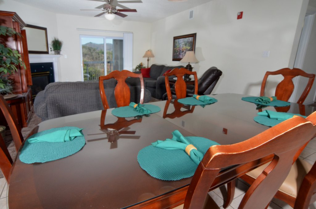 Photo of a Pigeon Forge Condo named Whispering Pines 621 - This is the fifth photo in the set.
