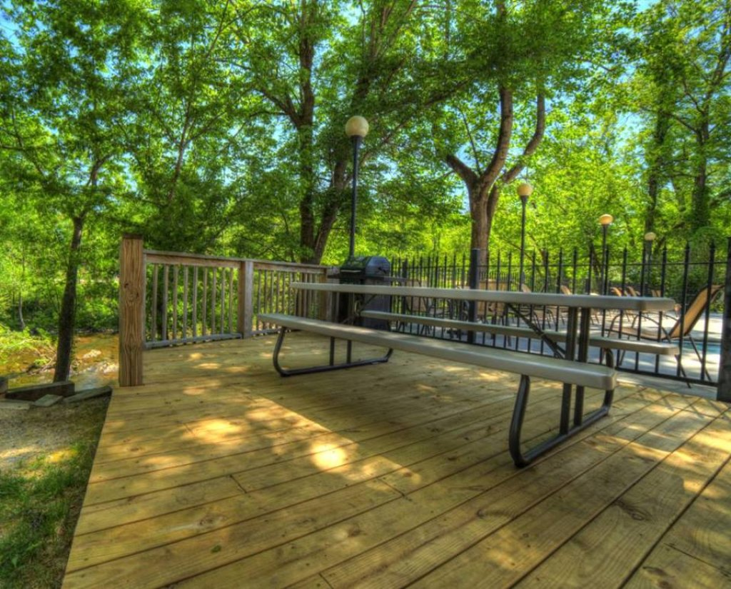 Photo of a Pigeon Forge Condo named Cedar Lodge 102 - This is the second photo in the set.