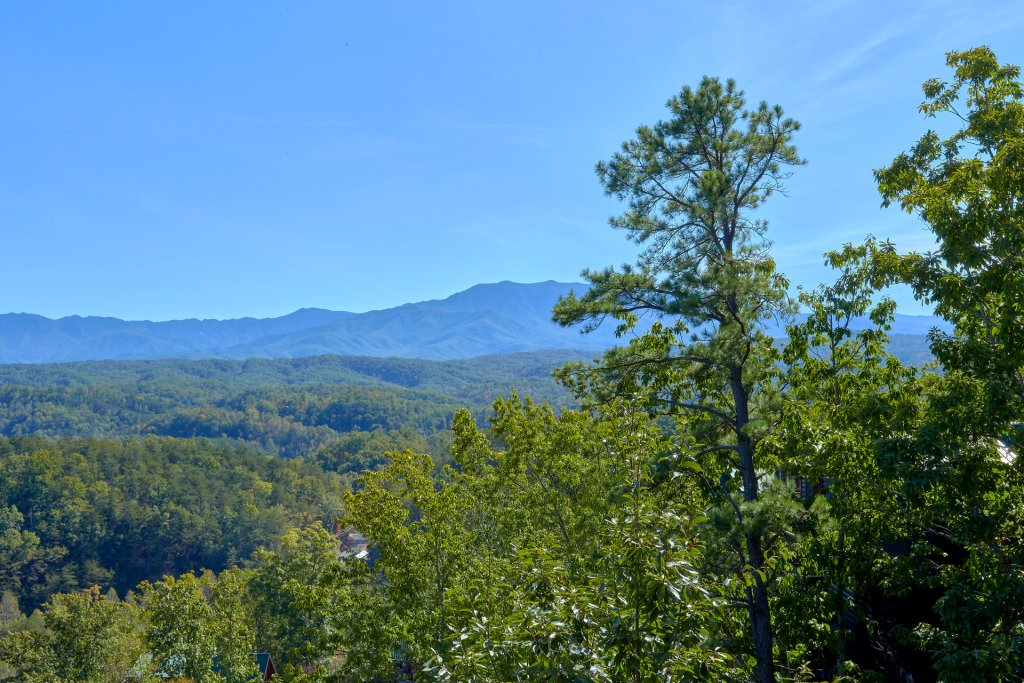 Photo of a Pigeon Forge Cabin named King's View - This is the twenty-ninth photo in the set.