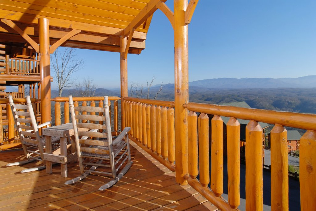 Photo of a Pigeon Forge Cabin named Tennessee Treasure #232 - This is the twelfth photo in the set.