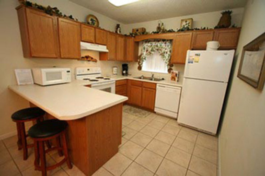 Photo of a Pigeon Forge Condo named Whispering Pines 634 - This is the fifth photo in the set.