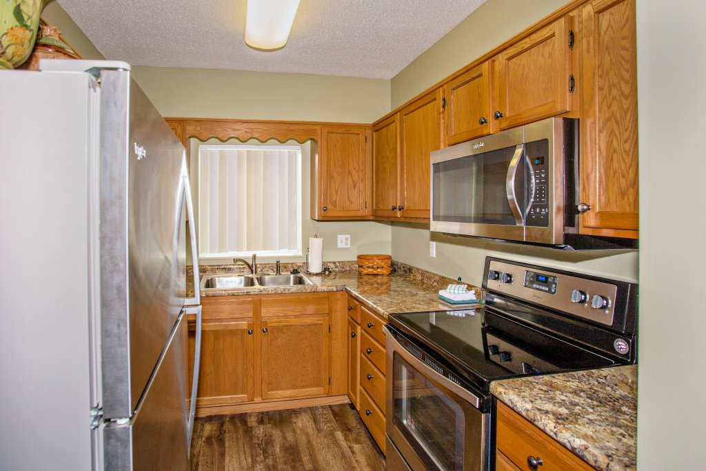 Photo of a Pigeon Forge Condo named Whispering Pines 314 - This is the fifteenth photo in the set.