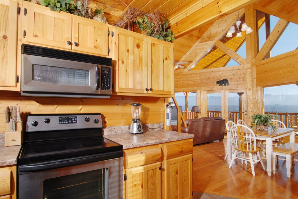 Photo of a Pigeon Forge Cabin named Tennessee Treasure #232 - This is the fortieth photo in the set.