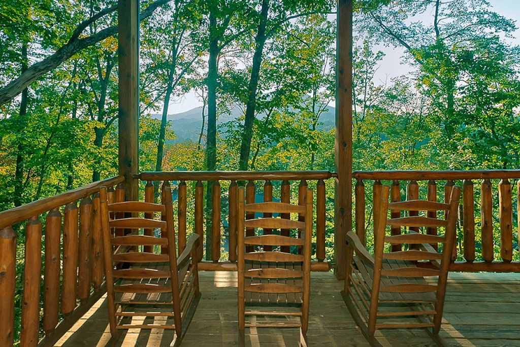 Photo of a Pigeon Forge Cabin named Absolutely Wonderful #304 - This is the twentieth photo in the set.